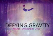 Defying Gravity / How will you leave gravity behind?