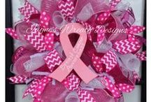 Breast Cancer Awareness  Go Pink / Supporting Breast Cancer Awareness Month