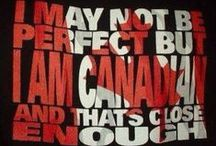 Canadiana / Canadianisms only a native will appreciate