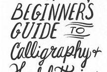 Lettering / Brushlettering, Kalligraphie, Lettering, Edding, Tombow, Fudenosuke, Artist Pen, Pigma Micron, Staedtler, Copic, Pentel, Clairefontaine, Canson, Rhodia Dot Pad, Spike05de,