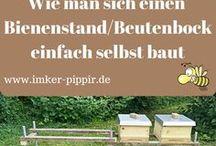 Imker Pippir / Let it Bee - Geschichten eines Imkers. Anleitungen zum Bau von Material zur Imkerei, Wissenswertes über Bienen, Buchrezensionen,