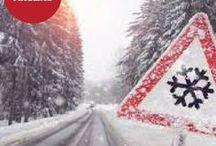 Circuler en plein hiver / Une conduite sur chaussée glissante angoisse chaque automobiliste. Pour cela, il faudra combiner l'expérience avec une bonne connaissance du danger.