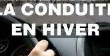 Conduire quand sa glisse / Voici une sélection de plusieurs petits conseils primordiaux pour une conduite en sûreté en plein cœur de l'hiver