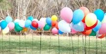 Girls Birthday Ideas / Girls Birthday Themes and Ideas for babies, toddlers and up to about age 10