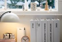 Organisation / Organisation ideas for life, home, desk, study, bedroom, wardrobe and school.