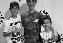Rowlands Brothers / Hunter Rowland, Brandon Rowland, Ashton Rowland