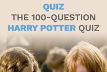 Harry Potter quizzes / Try to get everything CORRECT !