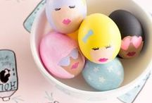 DIY // OSTERN / HAPPY EASTER / individuelle oster-ideen / colourful easter ideas