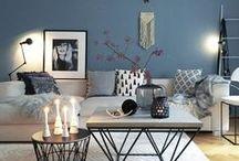 INTERIOR // SKANDINAVISCH WOHNEN / SCANDI STYLE / klare formen, sanfte farben und naturhölzer – dafür lieben wir den scandi-style! / scandinavian interiordesign at its best!