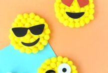 DIY // EMOJIS / wer liebt sie nicht? hier findest du die außergewöhnlichste diy-ideen rund um emojis!
