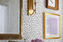 INTERIOR // BADEZIMMER / BATHROOMS / Ob Scandi, Glam oder Boho – hier findest du Interior-Inspiration für das Badezimmer deiner Träume!