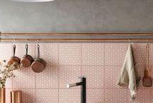 INTERIOR // KÜCHE / KITCHEN / Ob Scandi, Glam oder Boho – hier findest du Interior-Inspiration für die Küche deiner Träume!