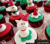 Cupcakes ♥ / Cupcakes | Amazing | Lindos | Ideais | Ideas | Receitas | Recipes | Decoração | Decoration | Dicas | Tips <3