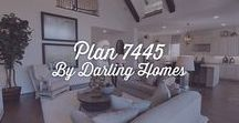 Plan 7445 by Darling Homes | Houston Homes | #ElysonHomes