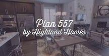 Plan 557 by Highland Homes   Houston Homes   #ElysonHomes