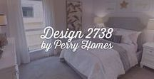 Design 2738 by Perry Homes | Houston Homes | #ElysonHomes