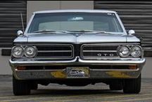 ~ Classic and Cool ~ / Nothing catches my eye like a Classic Vehicle. I'm a Chevy kinda girl. I'd love to have a Chevelle or a Pontiac GTO. / by Tracee McFarland