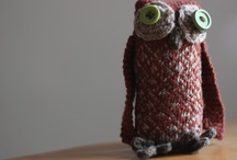 i made it! / things i knitted, crocheted, sewed or made