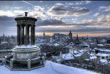 Best Places to Visit Edinburgh / Photos of the best places to visit in Edinburgh curated for you by the Europe a la Carte Travel Blog. Our tips for things to do in Edinburgh: http://www.europealacarte.co.uk/blog/2011/12/19/edinburgh-tips/