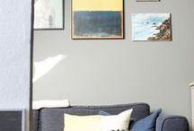 Interiors: Living rooms / Living room interiors.