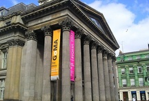 Glasgow, Scotland / Photos of the best places to visit in Glasgow.