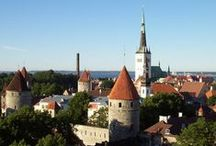 Tallinn, Estonia / Photos of the best places to visit in the Estonian capital of Tallinn