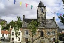 Fife, Scotland / Photos of the best places to visit in the Kingdom of Fife in central Scotland.