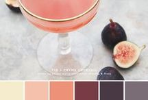 color palettes / by jayme marie henderson | holly & flora