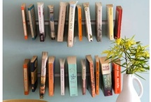 Bookshelf Lust / Bookshelves from the quirky to the down-right unusual, but all equally amazing.