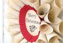 "Christmas Story / In the spirit of the holidays, we're creating our very own ""bookish"" Christmas."