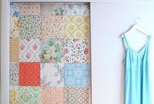 Wallpaper Love & Fun Walls / by April Lynch