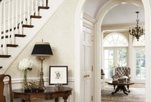 Foyers and Hallways / by Heather Norder