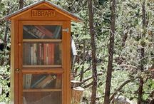 Little Libraries / Little libraries that will make any bibliophile swoon.