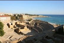 Tarragona, Spain / Photos of the best places to visit in Tarragona.