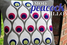 DIY decor {textiles} / pillows, rugs, curtains... oh my! / by Mel the Crafty Scientist