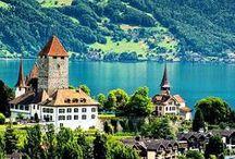 Best Places to Visit Europe / Enjoy some of the best places to visit in Europe with the Europe a la Carte Travel Bloig: www.europealacarte.co.uk/blog