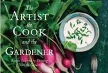 cookbooks / by jayme henderson | holly & flora