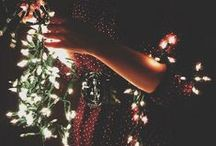 """☾ 'tis the season ☽ / """"I will honor Christmas in my heart, and try to keep it all the year"""" - Charles Dickens / by Hannah Wigram"""