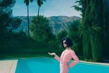 Palm Springs arrivooo.....