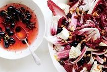 salads / by jayme marie henderson | holly & flora