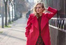 A modern fashionista style / fashion, street style,