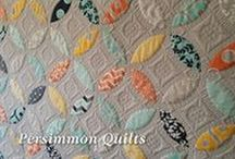 PersimmonQuilts.com (2) 2016  Customer Quilts / These are some of the quilts longarmed by Le Ann Weaver of Persimmon Quilts in 2016.
