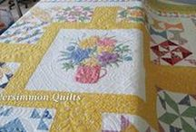 PersimmonQuilts.com (4) 2016 Customers / These are some of the quilts longarmed by Le Ann Weaver of Persimmon Quilts in 2016