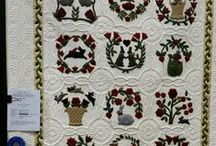 PersimmonQuilts.com (2) 2015 Customer Quilts / These are some of the quilts longarmed by Le Ann Weaver of Persimmon Quilts in 2015.