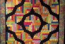 PersimmonQuilts.com (1) 2014 Customer Quilts / Some of the quilts longarmed in 2014 by Le Ann Weaver of Persimmon Quilts.