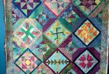 PersimmonQuilts.com (8) 2014 Customer Quilts / Some of the quilts longarmed in 2014 by Le Ann Weaver of Persimmon Quilts.
