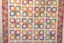 PersimmonQuilts.com 10 - 2014 Customer Quilts / A few of the quilts longarmed in 2014 by Le Ann Weaver of Persimmon Quilts.