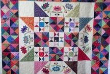 PersimmonQuilts.com (2)2013 Customer Quilts / A few of the quilts longarmed in 2013 by Le Ann Weaver of Persimmon Quilts.