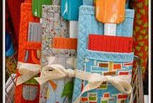 sewing... / Sewing...pincushions, pillows, totebags...everything except quilts...they have their own board  / by Kim Teigen