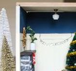 DIY & Decor: Christmas / Christmas decorations, DIY ideas, crafts, recipes, and traditions. Easy and cheap ideas for decor in your home this holiday season.